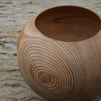 Cyprus Wooden Bowl